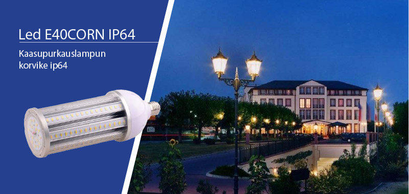 Led E40CORN IP64