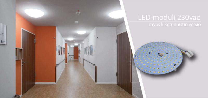 LED-moduli 230vac